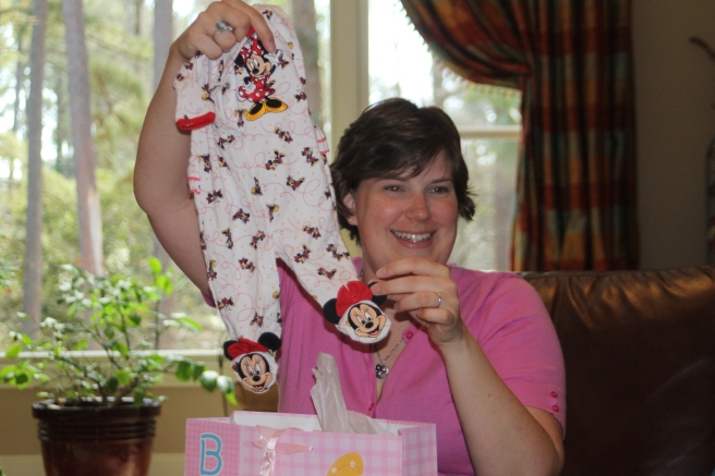 Minnie Mouse from Aunt BA & Candy