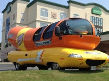 the Weinermobile!