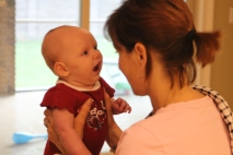 girl talk with Aunt BA